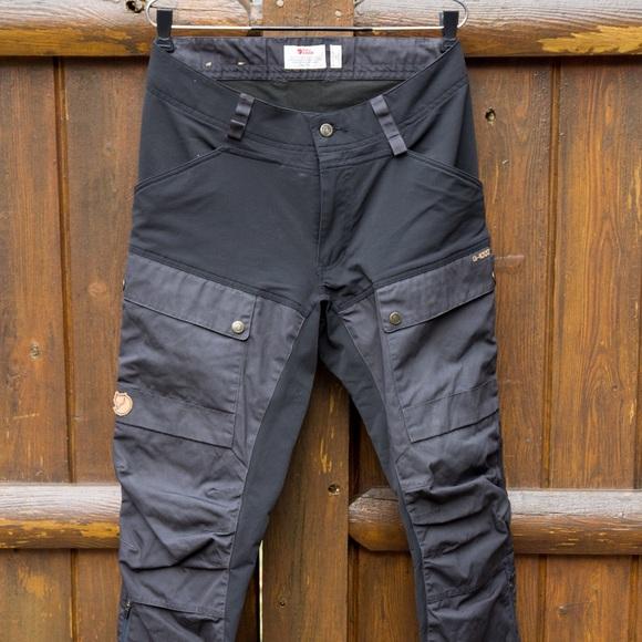 0dc1c05579e Fjallraven Keb Trousers - Black - EU 46 Waist. M_5c28e004fe5151d268637210